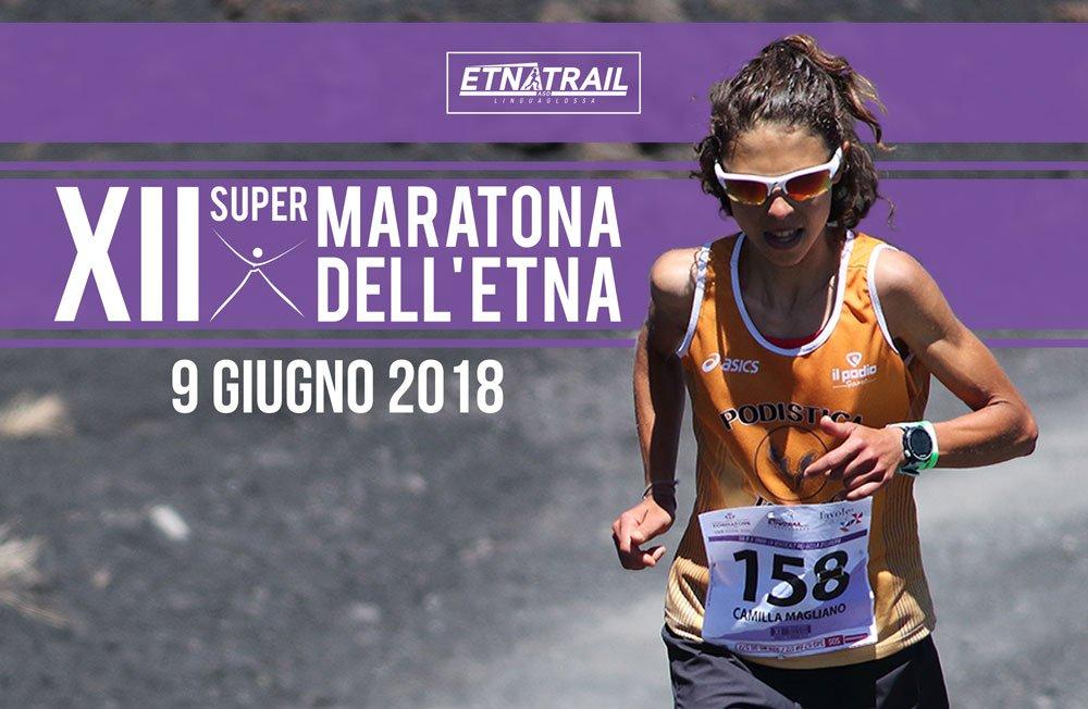 XII Supermaratona dell'Etna – Comunicato