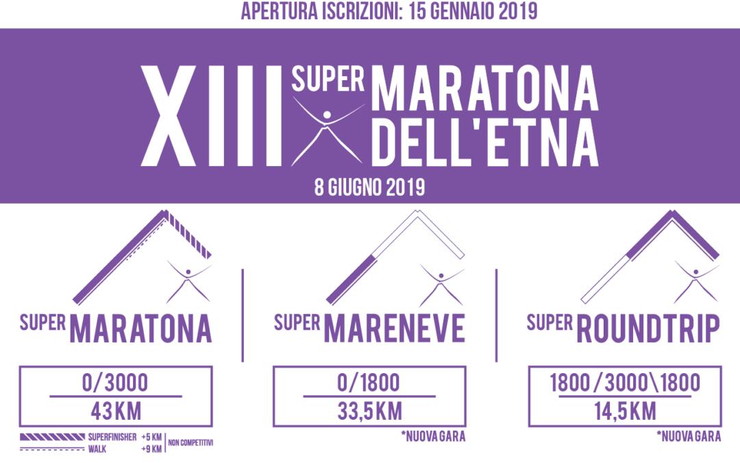 Comunicato – Le ragioni di una pianificazione complicata e le novità Super Maratona 2019