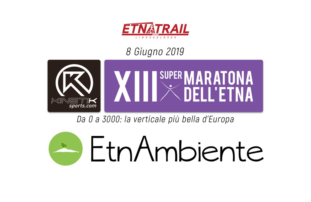 """XIII Supermaratona dell'Etna: la prima edizione """"plastic free"""""""