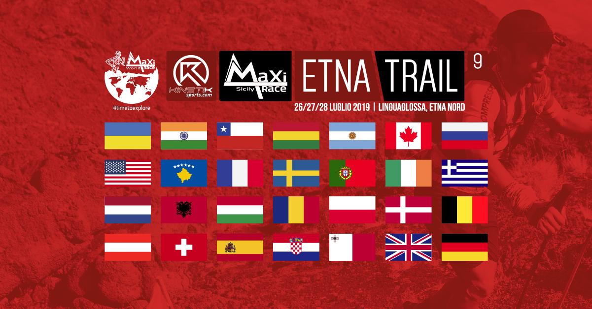 Etna Trail 2019 – Comunicato