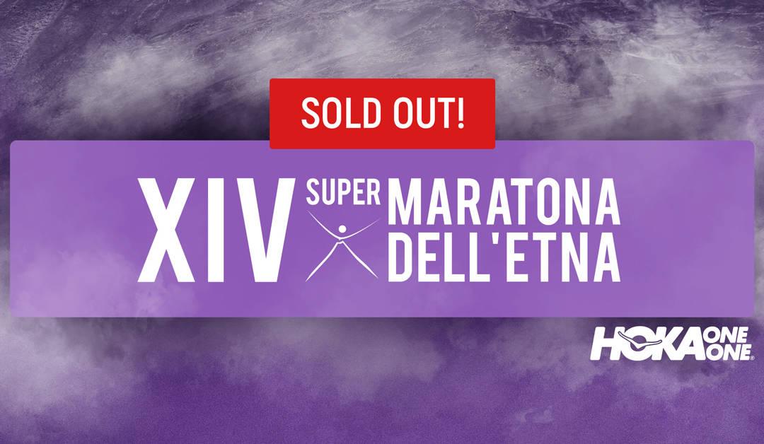 SuperMaratona dell'Etna, sold out!